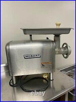 Hobart meat grinder 4822 1.5 HP