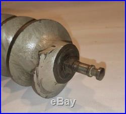 Hobart meat grinder MG1532 Worm Auger Conveyor Part #968057 C