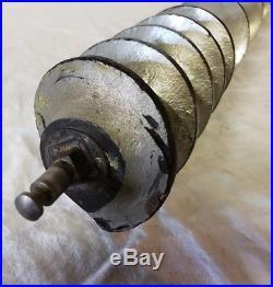 Hobart meat grinder MG1532 Worm Auger Conveyor Part #968057 D