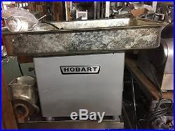 Hobart meat grinder Mo# 4732
