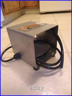 Hobart meat grinder foot pedal