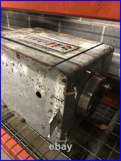 Hobart meat grinder mixer