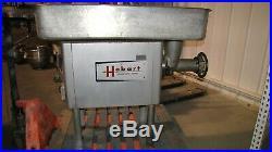 Hobart meat grinder mod. 4046