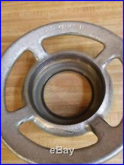 Hobart meat grinder ring