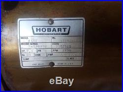 Hobart mixer grinder Electric motor 4346 meat Grinder Mixer/ Butcher shop