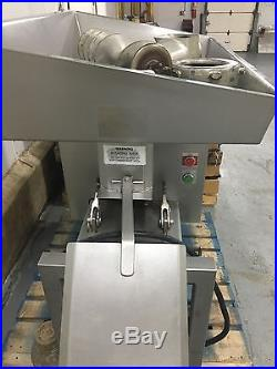 Hollymatic meat grinder