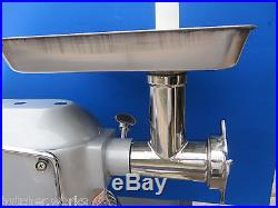 LABOR DAY SALE Meat Grinder attachment for Hobart Univex Uniworld + EXTRAS