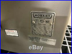 MG1532 Hobart Meat Grinder Complete Tub Assembly (Excellent Condition)