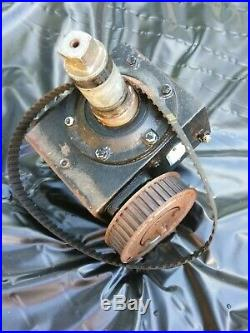 MG1532 Hobart Meat Grinder Gear Reducer 4 Mix Arm belt included part # 00-186696