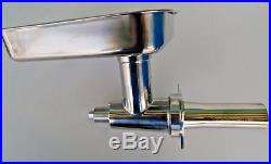 Meat Grinder Chopper and Bagging Kit for Hobart mixer a200 a120 d300 d330 h600