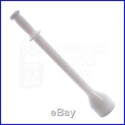 Meat Stomper, Pusher For Meat Grinder Solid Plastic 19.625