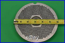 NEW #56 x 1/8 holes STAINLESS Meat Grinder disc plate for Hobart 4356 4056
