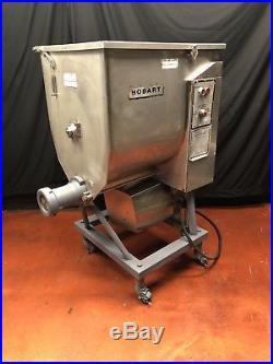 NICE Hobart Meat Grinder / Mixer 7.5 HP 4346 208 V 3 Phase