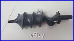 New # 32 Meat Grinder Auger Worm Gear Drive Hobart $125