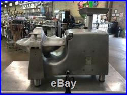 Refurbished Hobart 84186 18 Food Cutter with #12 Attachment & Meat Grinder