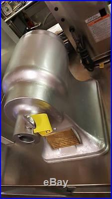 SALE! Hobart 4312 Commercial Meat Grinder Head, EXCELLENT condition, 1 ph, 110 V