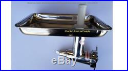 Stainless Steel Meat Grinder Attachment #12 Hub Uniworld SS812HCPL fit Hobart ++