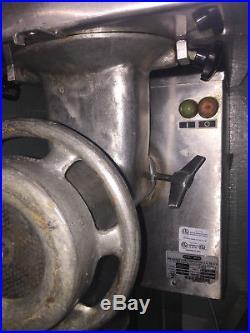 TOR REY M32-5 meat grinder 3 phase 5hp