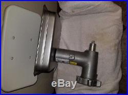 Univex meat grinder fits hobart #12
