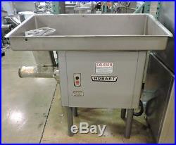 Used Hobart 4146 Commercial Meat Grinder / Mincer 208V