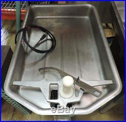 Used Hobart 4632 1PH Commercial Meat Grinder Chopper