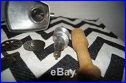 Used Mixer Meat Grinder Attachment MEAT GRINDER ATTACHMENT EXCELLENT CONDITION