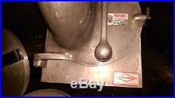VS9 Hobart Intedge Univex Vegetable Slicer mixer meat grinder cheese parts NSF