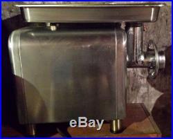 Very Nice Hobart Meat Grinder 4812 115 Volt 1/2 HP Great Restaurant Equipment