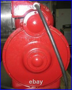 Vintage Antique HOBART Power Head Grinder for Cheese/ Meat, 220V, 452638, Works