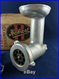 Vintage Food Chopper Meat Grinder Attachment by Hobart