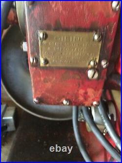 Vintage Hobart 1/4 hp Meat Processor Grinder Commercial USA