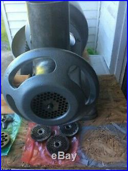Vintage Hobart 4312 meat grinder