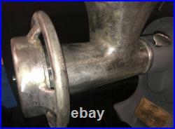 Vintage Hobart Meat Grinder 4332 1.5HP 1 PH Runs On 115V! Read Details For 220V