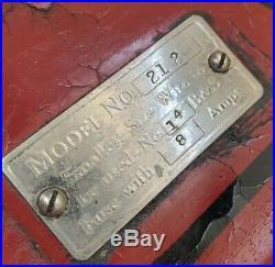 Vintage Hobart Model 212 Commercial Meat Grinder LOCAL PICK UP SOUTH JERSEY