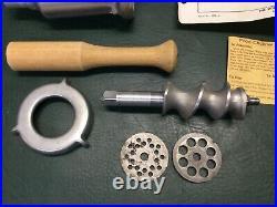 Vintage KitchenAid Hobart FC Food Chopper Meat Grinder Attachment (KA) No Blade