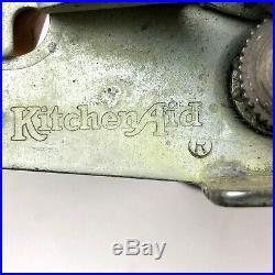 Vintage KitchenAid Hobart Food Chopper Meat Grinder & Can Opener Attachment