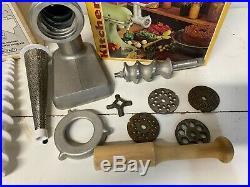 Vintage KitchenAid Hobart Food Grinder Veg Fruit Strainer Stand Mixer Attachment