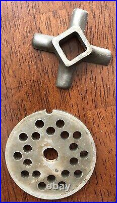 Vintage KitchenAid Metal Food Meat Grinder Attachment for Stand Mixer
