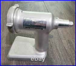 Vintage KitchenAid Metal Food Meat Grinder Attachment for Stand Mixer ALL PARTS
