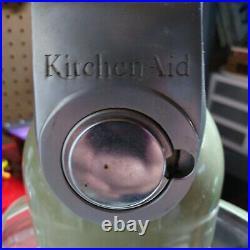 Vintage Mid Century Modern Hobart Kitchenaid 4C Stand Mixer with Bowl & Beater