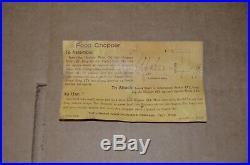 Vintage & Rare! KitchenAid Metal Food Chopper Meat Grinder Attachment Hobart FG